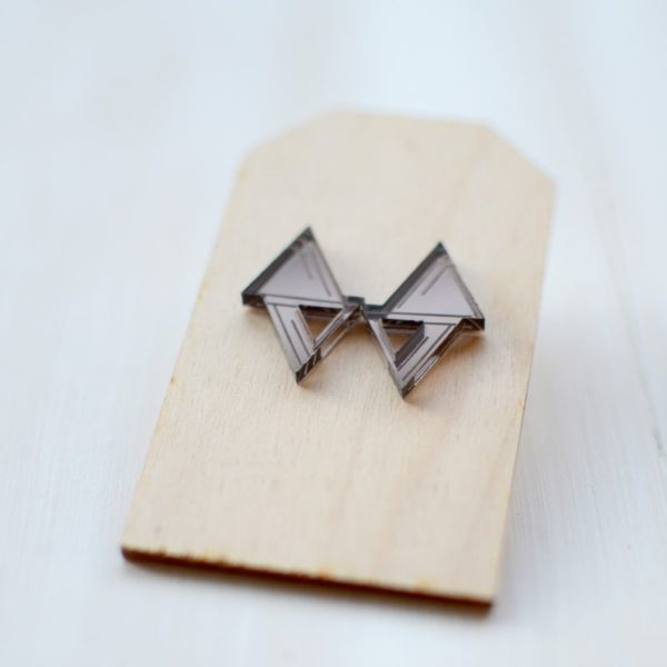 Double triangle Bronze