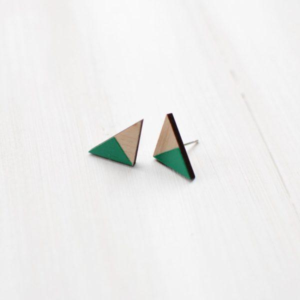 Triangle Vert