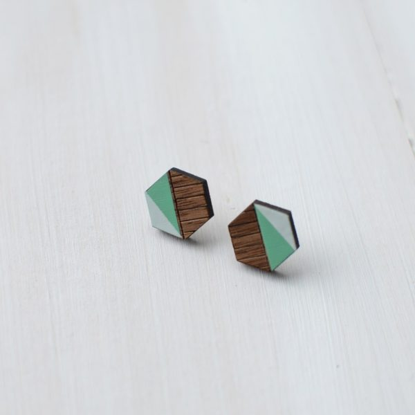 Hexabois bicolore mint