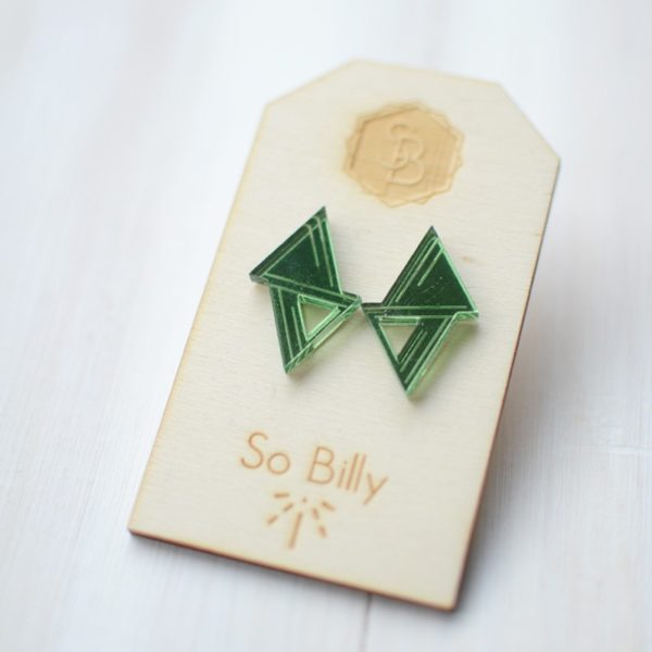Double triangle Green